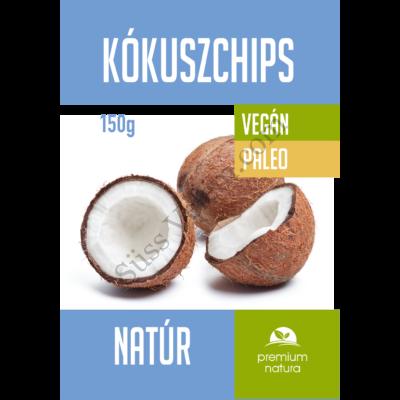 150 g Premium Natura kókuszchips