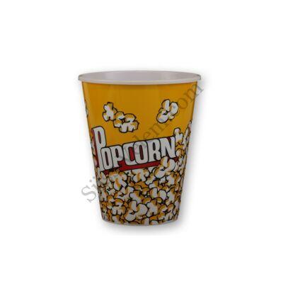 Közepes méretű popcorn vödör