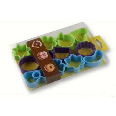 Különleges sütemény formák