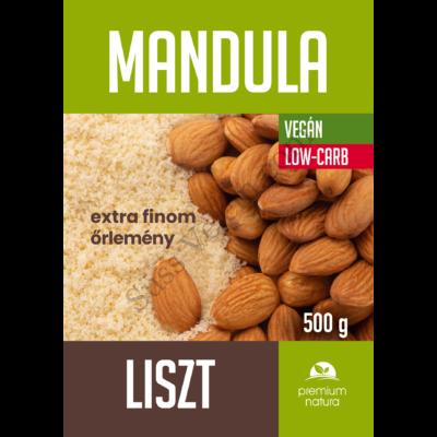 500 g Premium Natura mandulaliszt