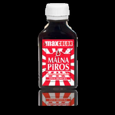 30 ml málna piros folyékony Max Color ételfesték