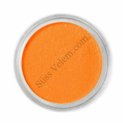 Mandarin Fractal ételfesték por felületi festéshez
