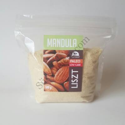 500 g mandulaliszt