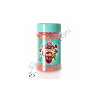 Meggy ízesítésű vattacukor alapanyag 300 g