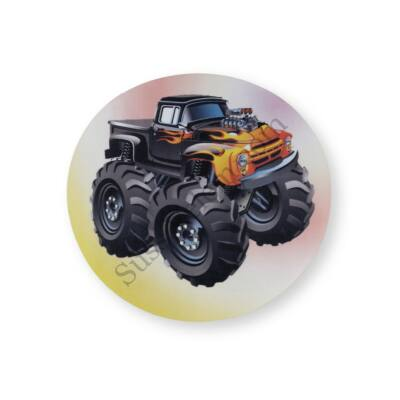 Monster Truck tortaostya