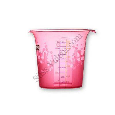 Műanyag 1 l-es mérőkancsó