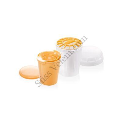 Műanyag tojáselválasztó és shaker Tescoma Delicia