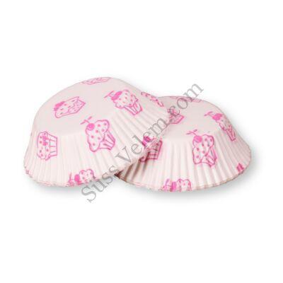 Muffin mintás muffinpapír