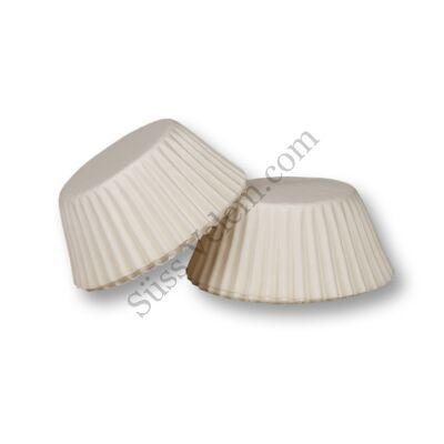 Muffin papír fehér 100 db