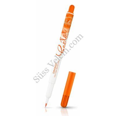Narancssárga Fractal ételfesték filctoll