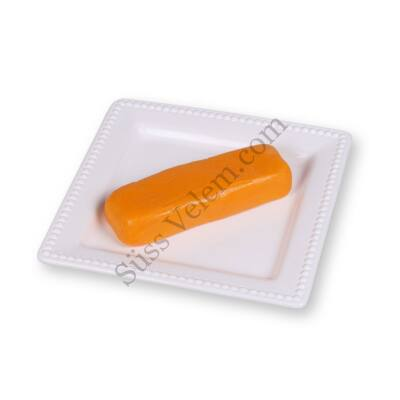 Narancssárga marcipán massza 25 dkg