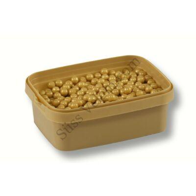 Arany cukorgyöngy roppanós 4 mm 20 dkg