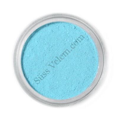 Páva kék Fractal ételfesték por felületi festéshez