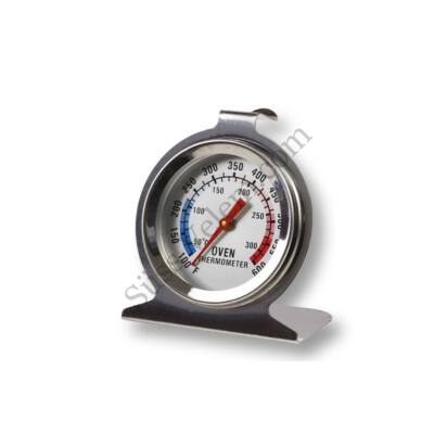 Perfect Home rozsdamentes sütőhőmérő