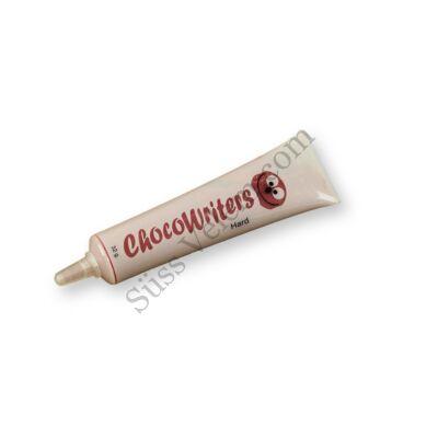 Piros csokoládé mézeskalács íróka