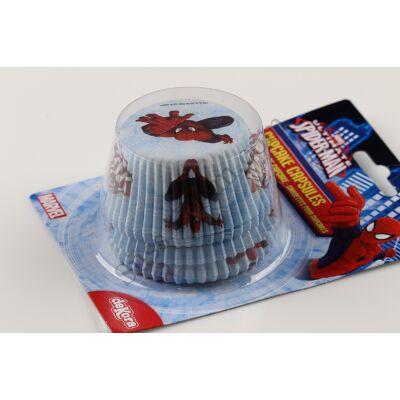 Pókemberes muffinpapír 50 db
