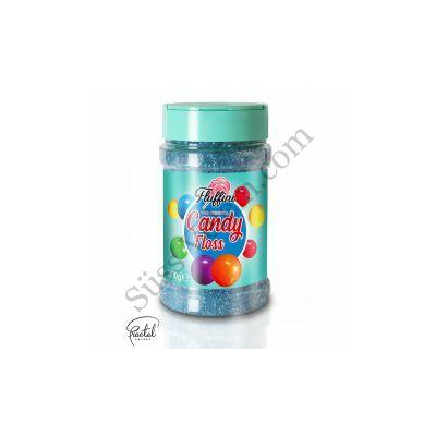 Rágógumi ízesítésű vattacukor alapanyag 300 g