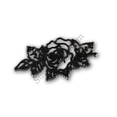 Rózsa levéllel pachwork fondant kiszúró készlet
