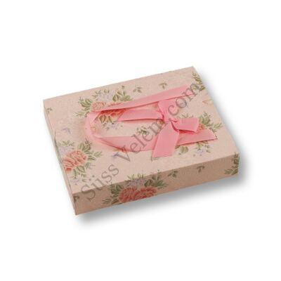 Rózsás bonbon doboz