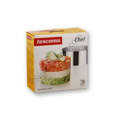 Rozsdamentes acél tálaló gyűrű Tescoma Chef