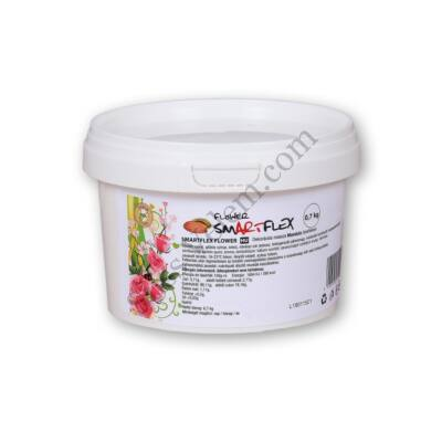 Smartflex Flower virágkészítő massza mandula ízesítéssel 0,7 kg