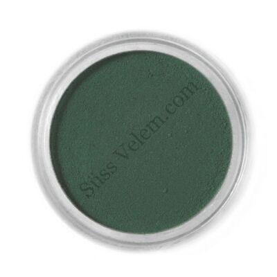 Sötét zöld Fractal ételfesték por felületi festéshez