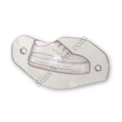 Sport cipő alakú műanyag csokoládé öntőforma