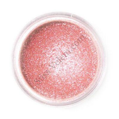 Szikrázó rózsaszín Fractal ehető csillámpor