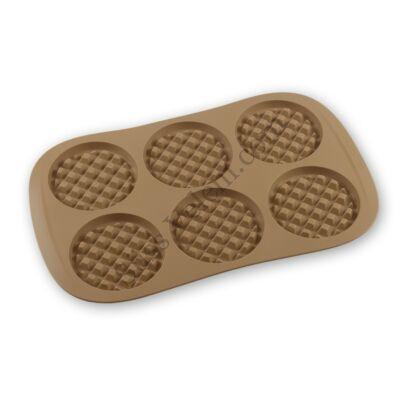 Szilikon waffel sütőforma Tescoma Delicia Silicone