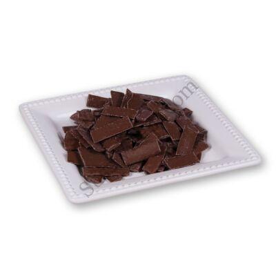 Tejcsokoládé bevonó massza