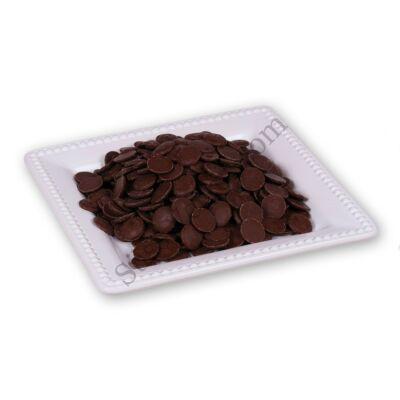 1 kg 28%-os tejcsokoládé pasztilla