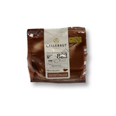 Tejcsokoládé pasztilla (korong) 400g Callebaut
