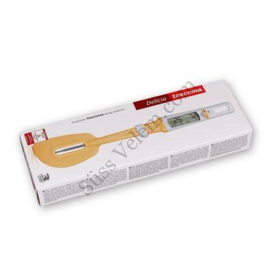 Tescoma Delicia digitális hőmérővel ellátott szilikon spatula
