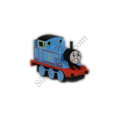 Thomas műanyag vonatos tortadíszítő figura