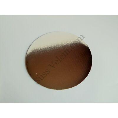 Tortakarton ezüst 20 cm