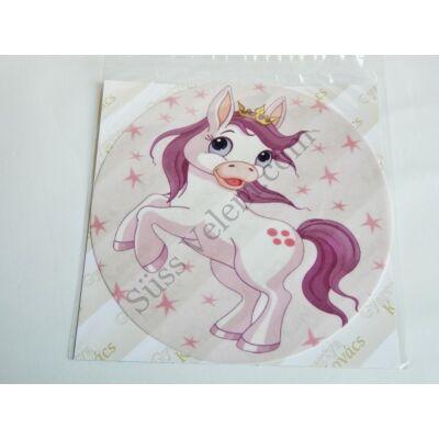 Én kicsi pónim hercegnő tortaostya