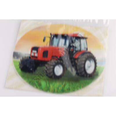 Traktoros tortaostya 20 cm