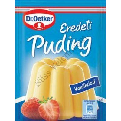 40 g eredeti Dr Oetker vanília puding