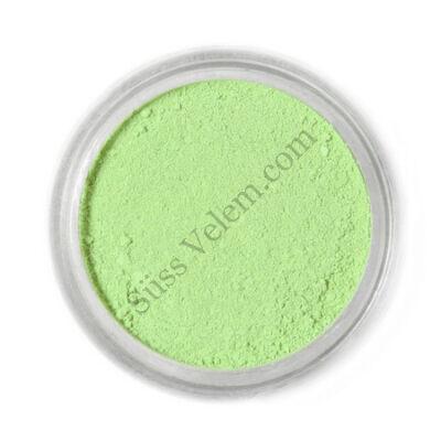 Zsenge zöld Fractal ételfesték por felületi festéshez