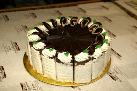 szilvagombóc torta