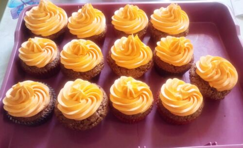 krémes muffinok