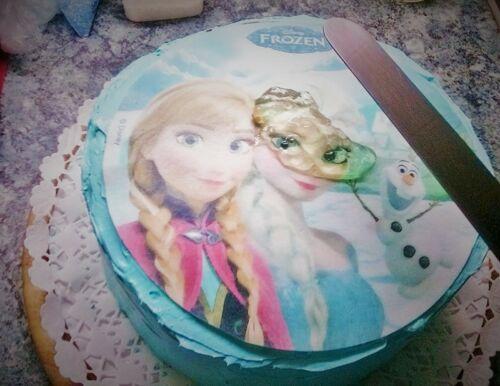 Jégvarázs torta dekoráció2