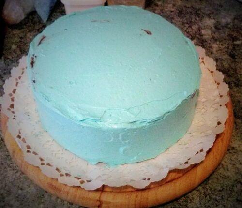 Jégvarázs torta dekoráció1