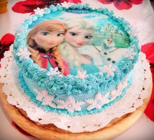 Jégvarázs torta