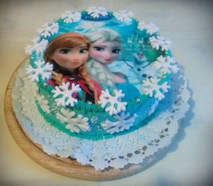 Jégvarázs-torta