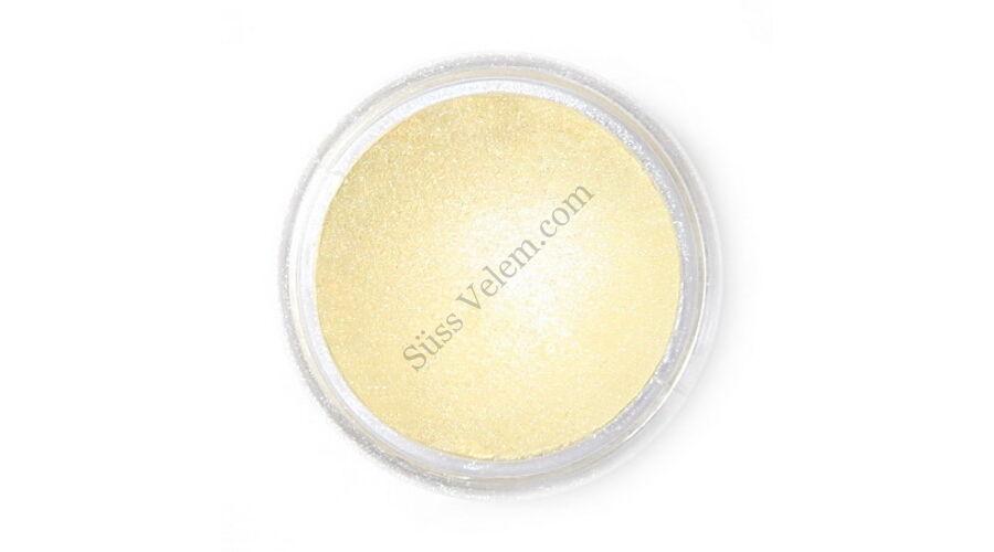 5865a077c2 Vanília sárga Fractal ehető csillámpor Katt rá a felnagyításhoz